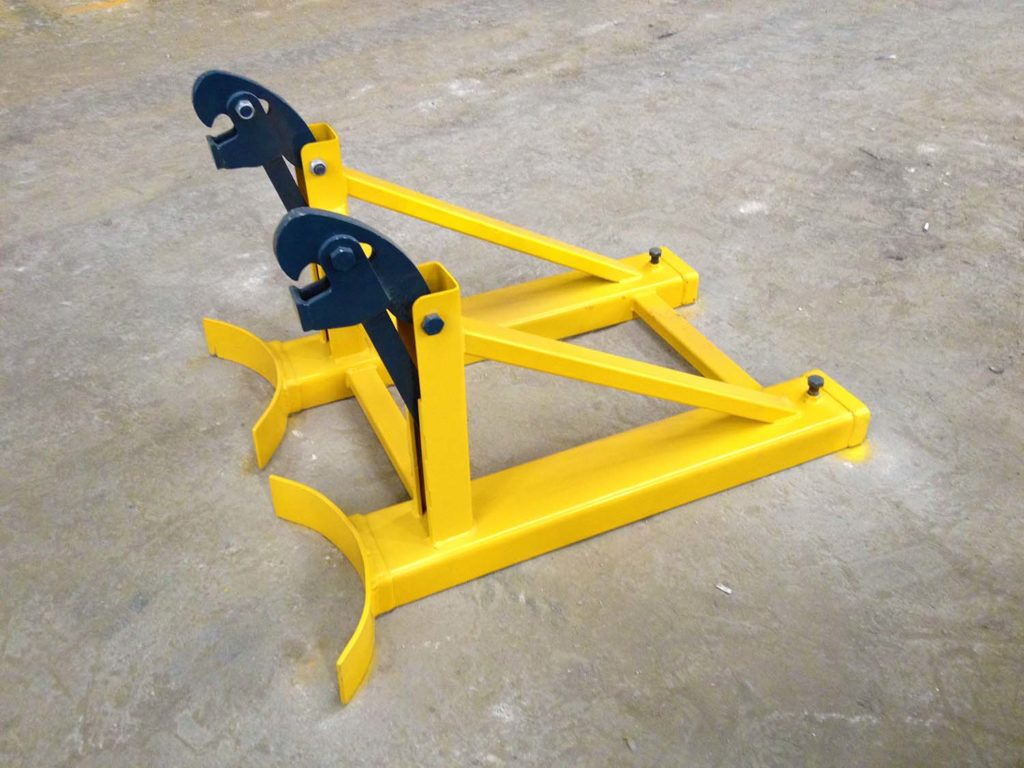 Forklift Fork Handling and Compact Attachments