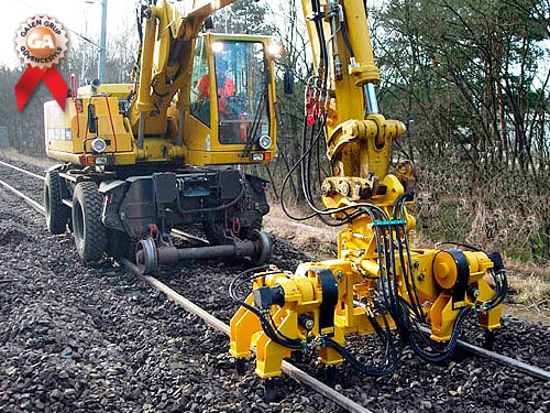 Tamping Machine Railway Attachments