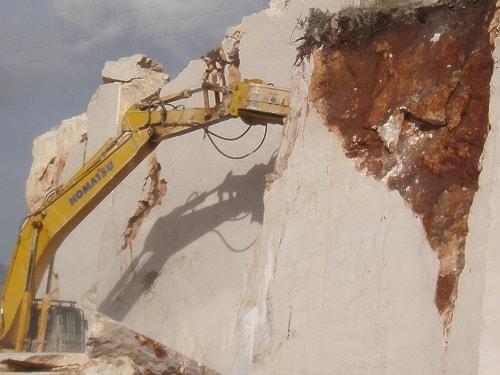 pamter excavator