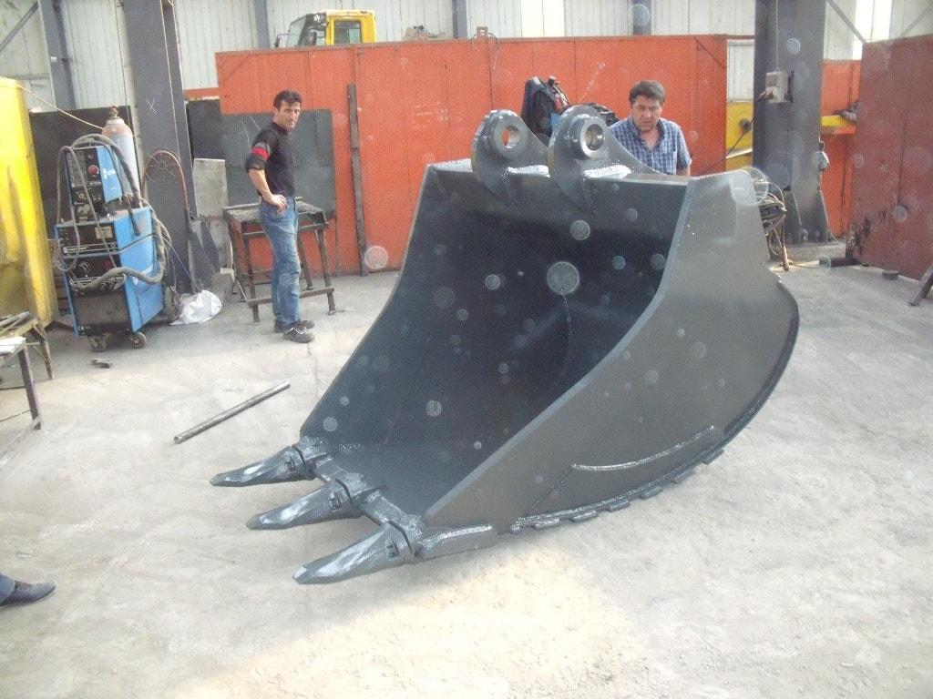 trapez bucket Excavator