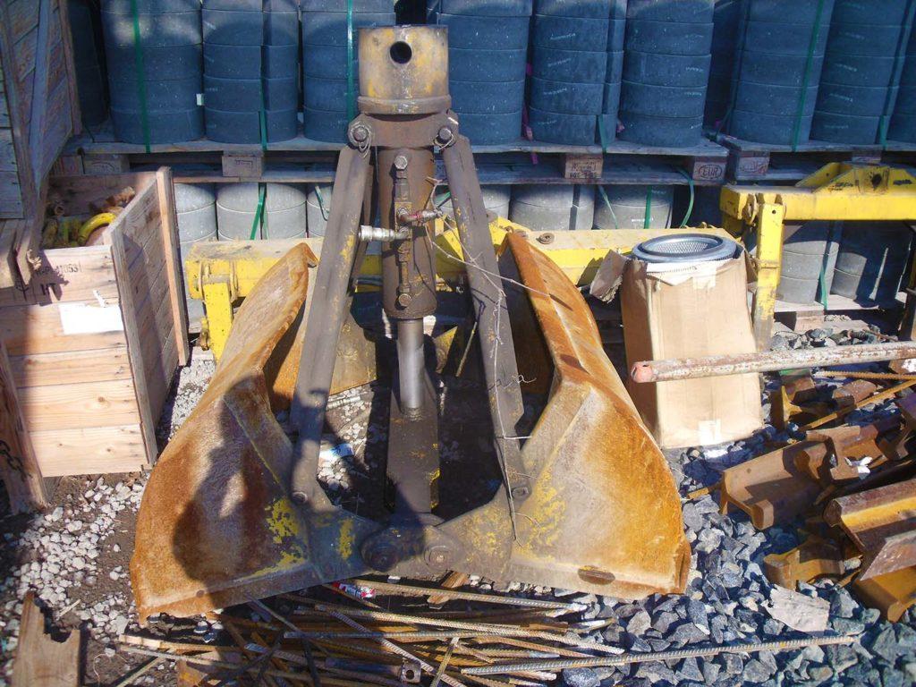 ballast bucket