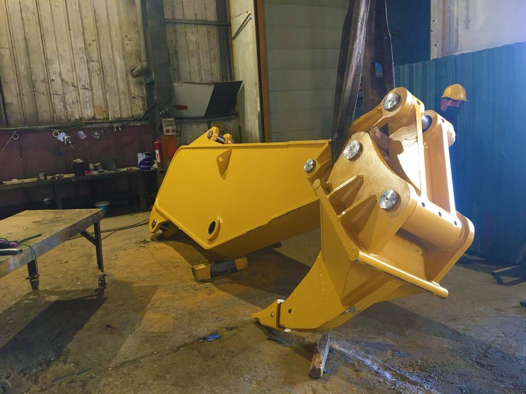 Ripper Arm For Excavator