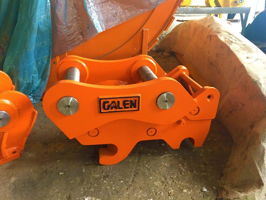 Hydraulic Excavator Quick Couplers