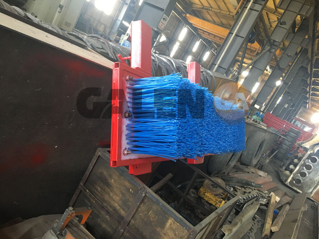 Forklift Broom Attachments
