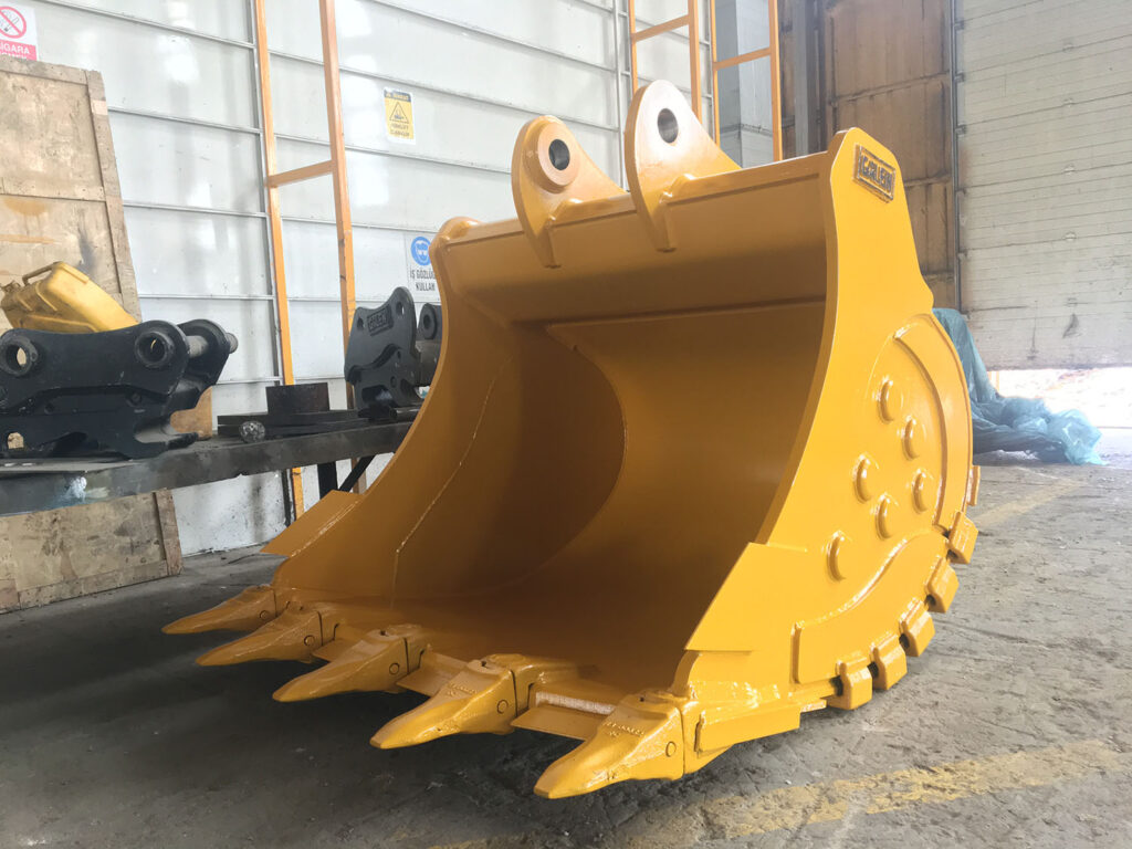 Heavy Duty Bucket Excavator